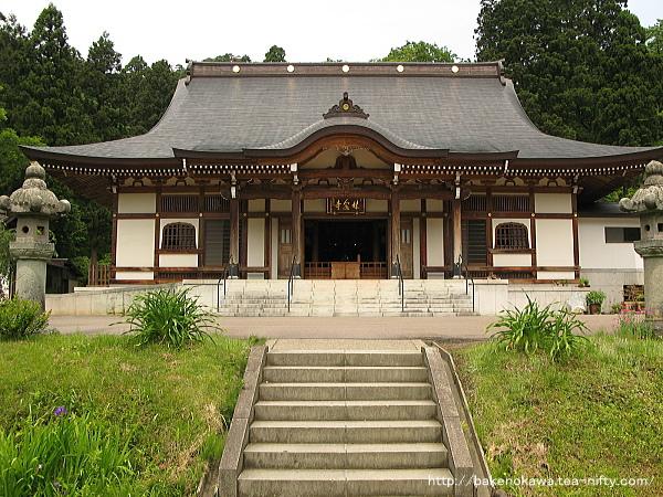 林泉寺本堂