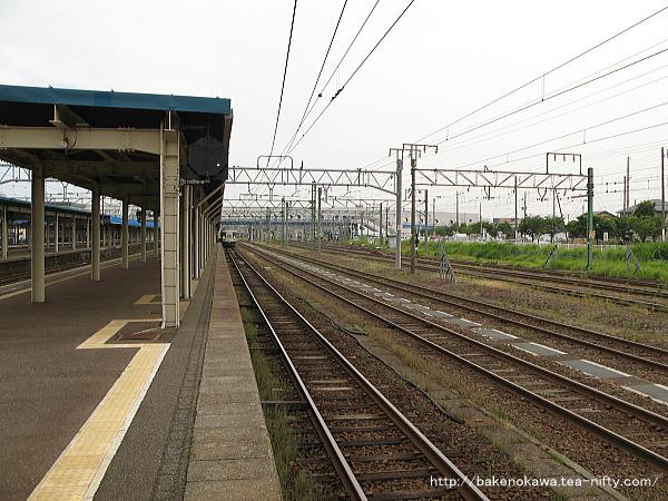 直江津駅の5-6番島式ホームその5