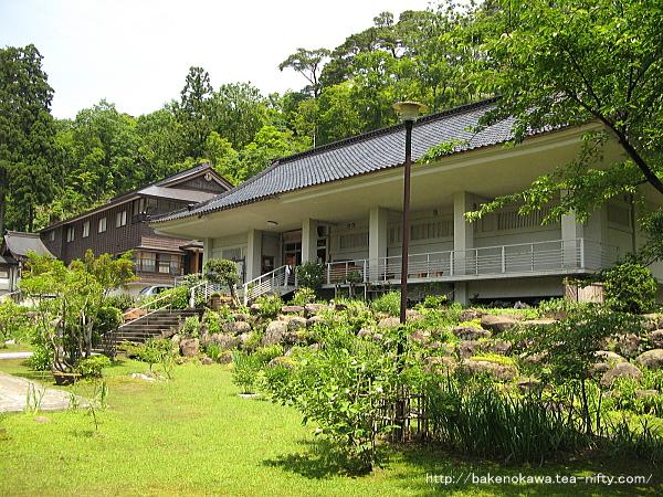 林泉寺の宝物館