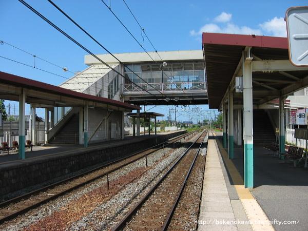 荻川駅の1番線その5