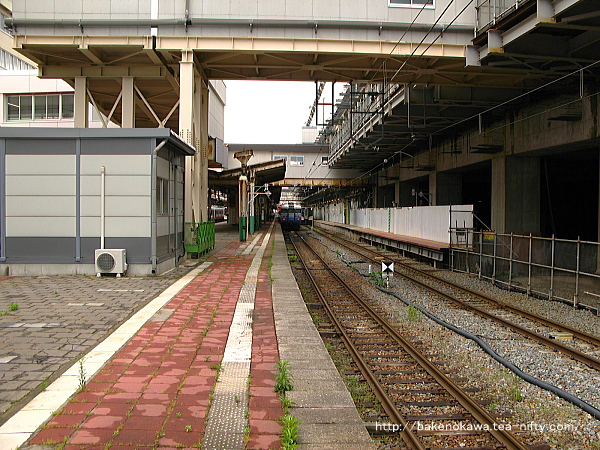 新潟駅の2-3番島式ホームその3