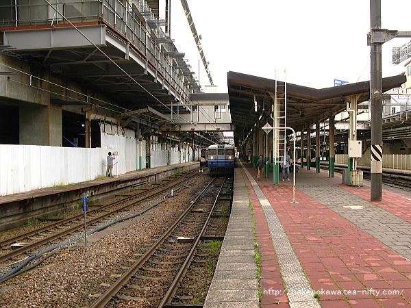 新潟駅の2-3番島式ホームその5