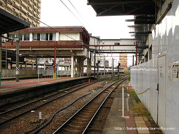 新潟駅の4番線その2