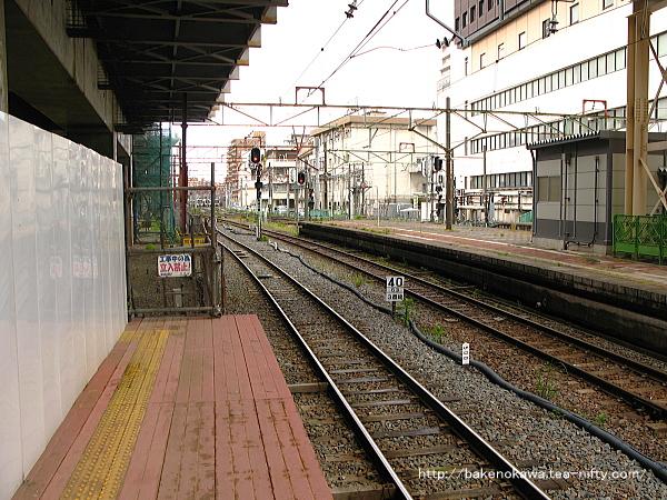 新潟駅の4番線その4