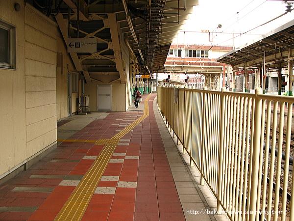 新潟駅の8-9番島式ホームその5
