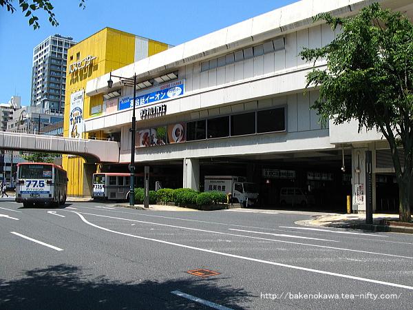 万代シティバスセンター