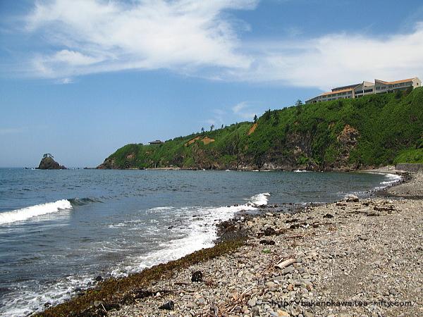 青海川の海岸その2