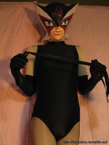 ドロンジョマスクその2