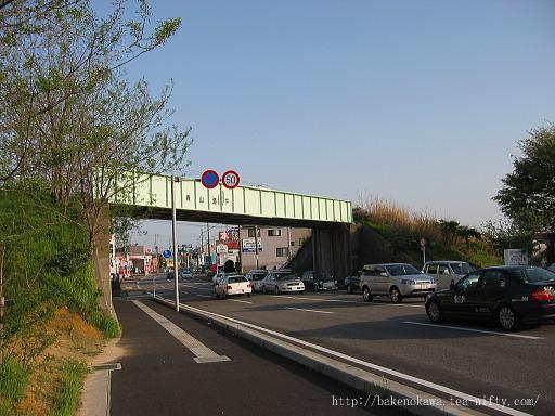東関屋駅跡その七