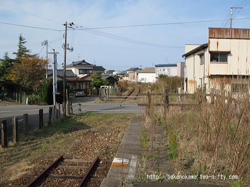 平島駅の廃ホームその5