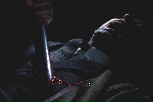 杭を打たれて絶叫する吸血鬼アイキャッチ