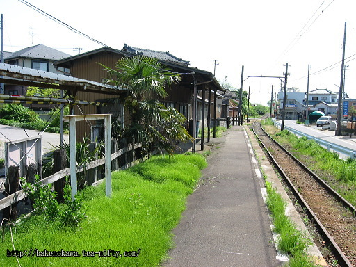 新大野駅の廃ホームその4