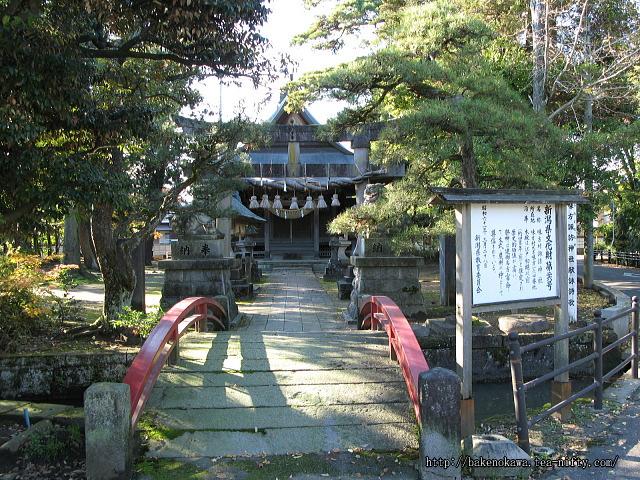 新潟県文化財の諏訪神社