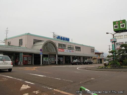 糸魚川駅旧駅舎