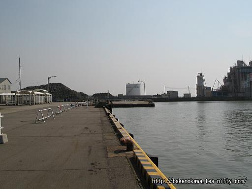 岩船港の様子その2