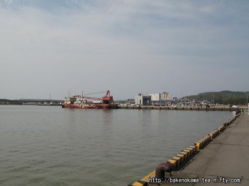 岩船港の様子その3