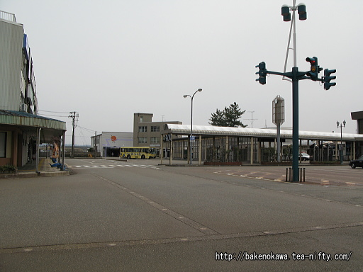 柏崎バスターミナルその1