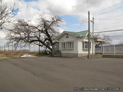 東光寺駅駅舎