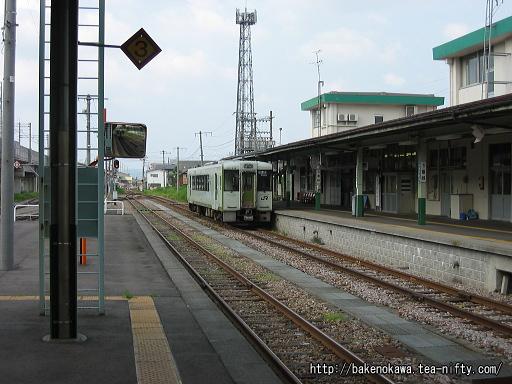 十日町駅の1番ホームその5