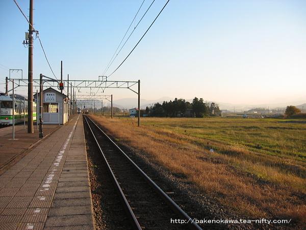上越妙高駅建設過程その1