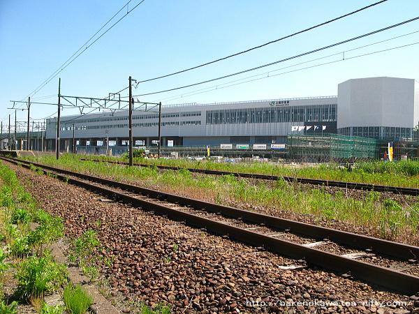 上越妙高駅建設過程その5