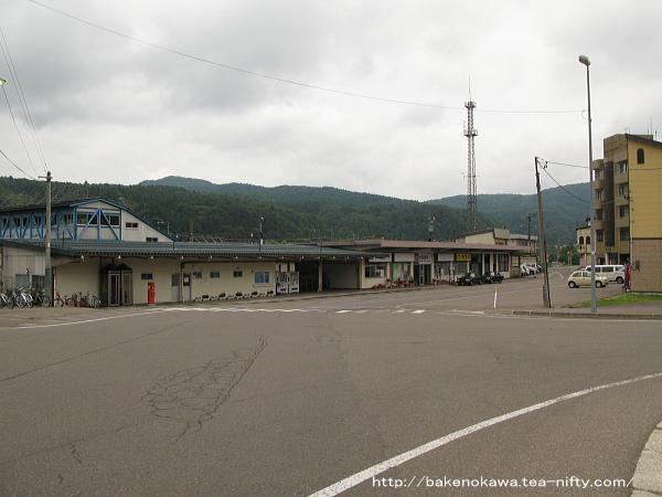 妙高高原駅駅舎その1
