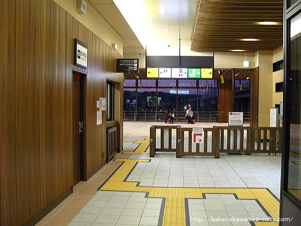 上越妙高駅内部その3