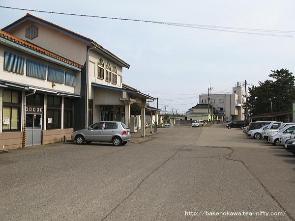 柿崎駅前その1