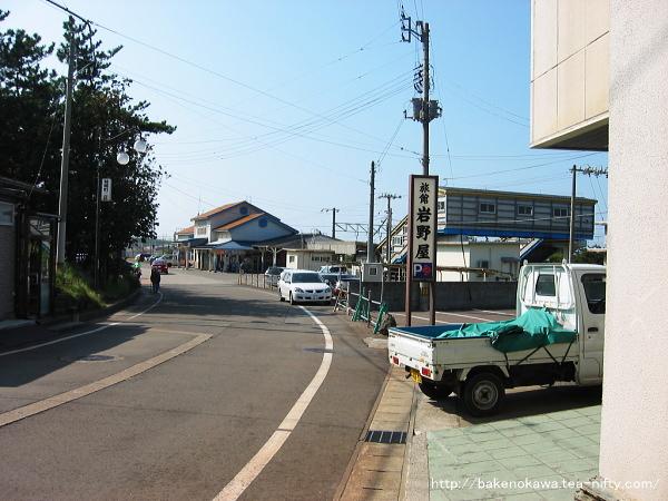 柿崎駅前その2