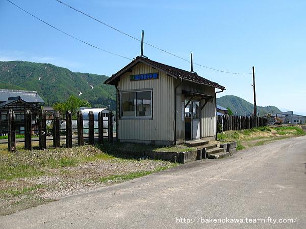 駅舎とその周辺その1