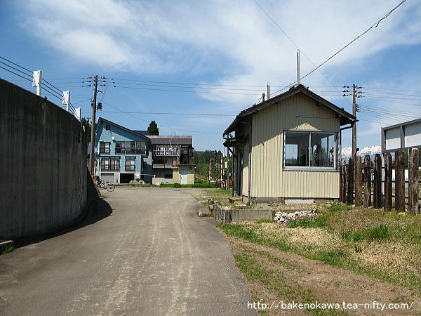 駅舎とその周辺その2