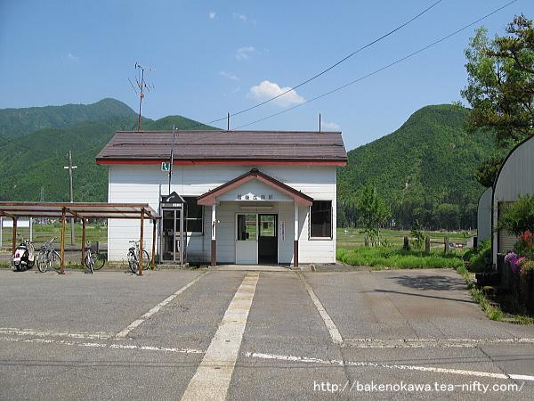 越後広瀬駅駅舎その1