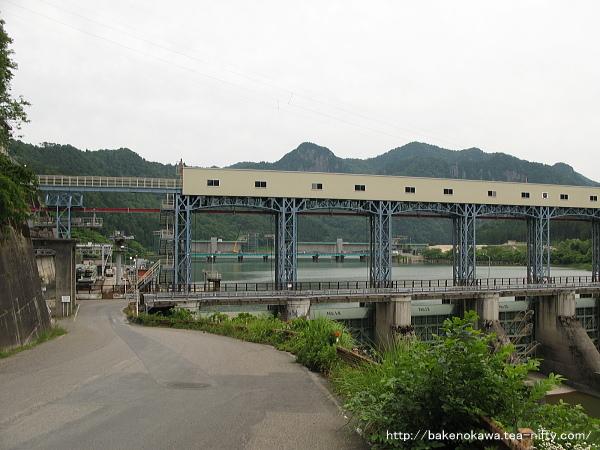 揚川ダムその4