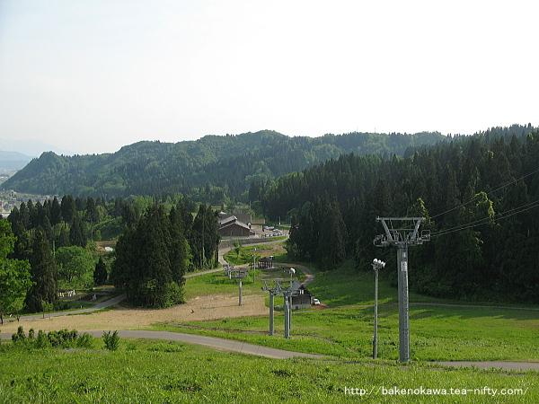 魚沼市営小出スキー場その2