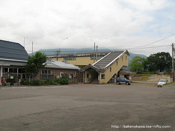 黒姫駅駅舎その2