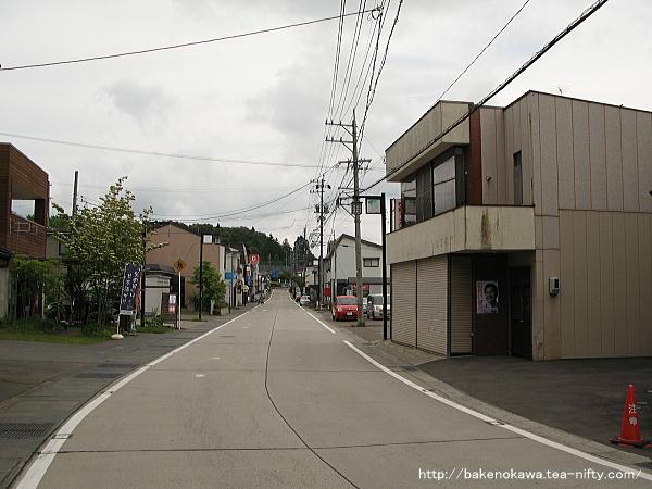 黒姫駅通り