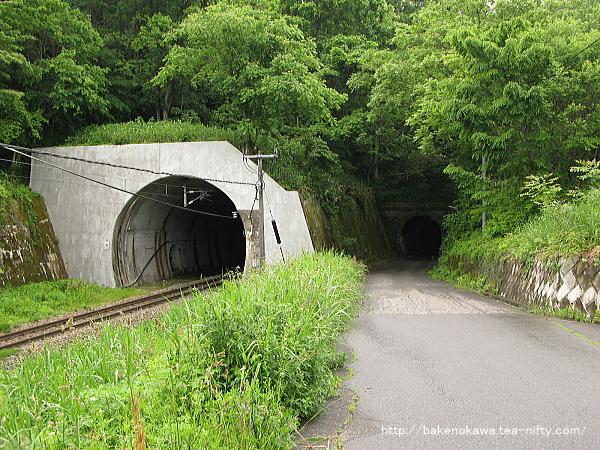 旧戸草トンネルその1