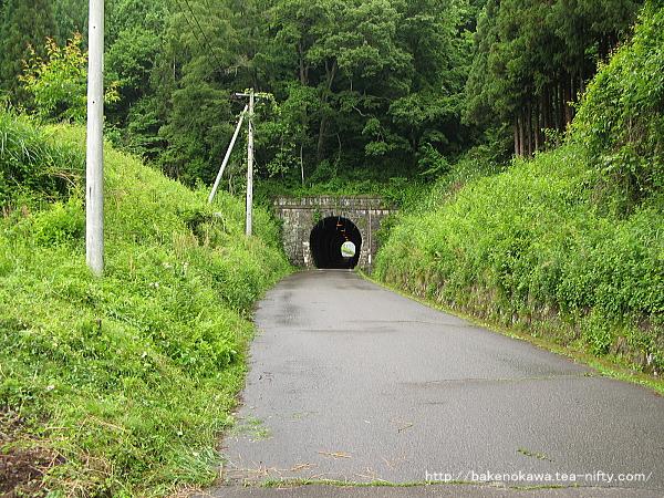 旧戸草トンネルその4