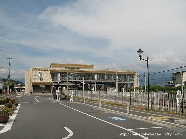 豊野駅橋上駅舎