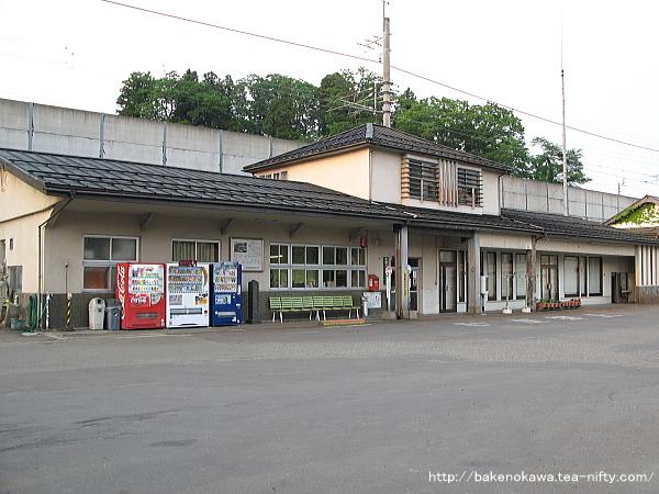 浦川原バスターミナル