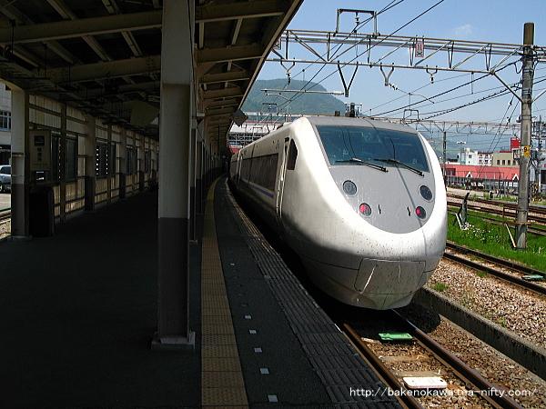 越後湯沢駅の1番ホームその2