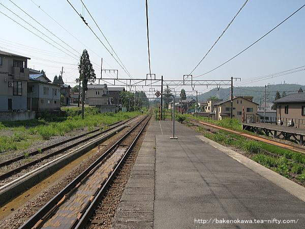 小千谷駅の旧島式ホームその5