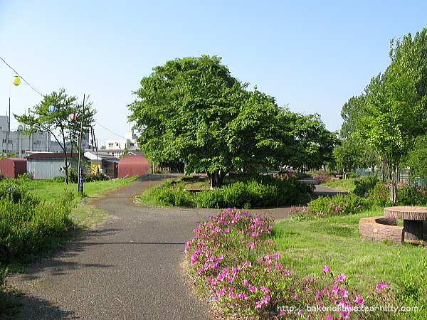 西小千谷駅跡の「ぽっぽの里公園」その3