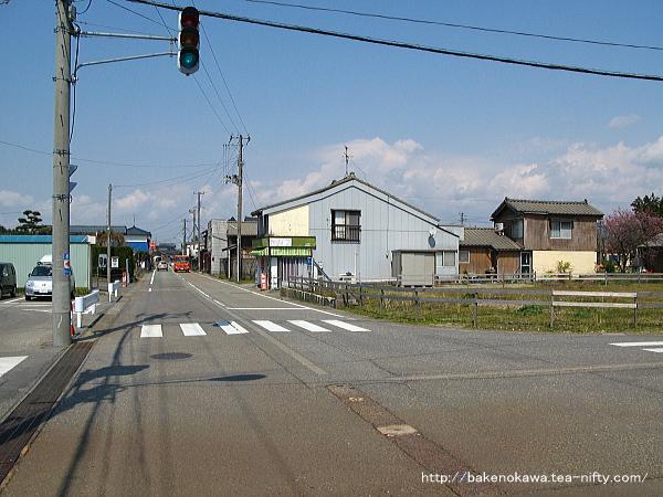 平木田駅前通りその二