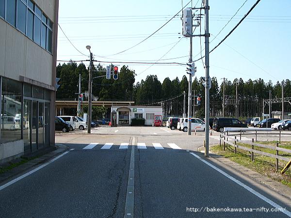 平木田駅前