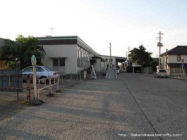 越後曽根駅駅舎その2