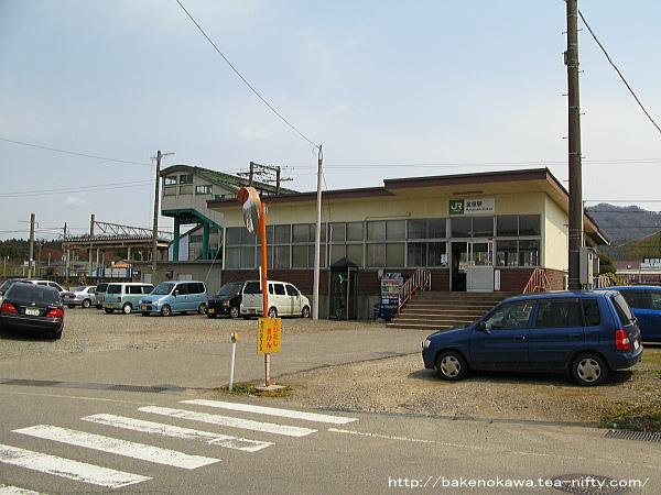 金塚駅駅舎