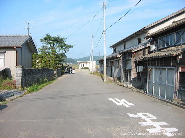 桐原駅前通り
