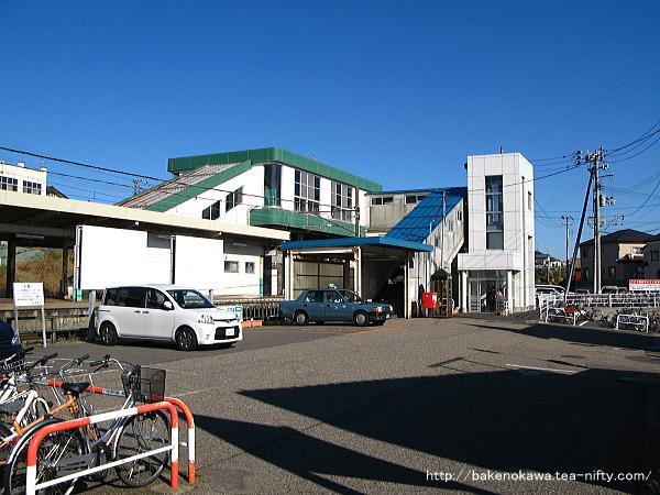 寺尾駅駅舎その2