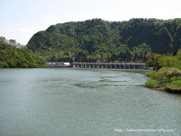 角神ダム湖